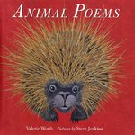 Animal Poems 1st Edition 9780374380571 0374380570