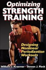 Optimizing Strength Training 1st Edition 9780736060684 0736060685