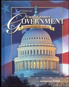 United States Government 1st Edition 9780078747625 0078747627