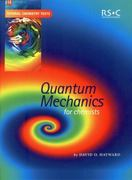 Quantum Mechanics for Chemists 1st Edition 9780854046072 0854046070