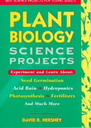 Plant Biology Science Projects 1st edition 9780471049838 0471049832