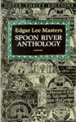 Spoon River Anthology 0 9780486272757 0486272753
