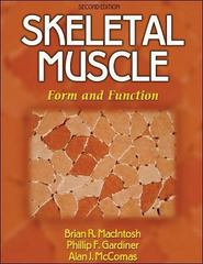 Skeletal Muscle 2nd Edition 9780736045179 0736045171
