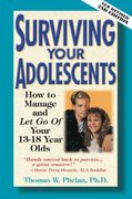 Surviving Your Adolescents 2nd edition 9781889140087 1889140082
