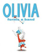 Olivia Forms a Band 0 9781416924548 141692454X