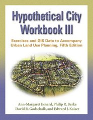 Hypothetical City Workbook III 5th Edition 9780252073465 0252073460