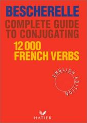 12.000 French Verbs 1st Edition 9782218065910 2218065916
