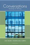Conversations: Readings for Writing 7th edition 9780205589654 0205589650