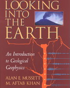 Looking into the Earth 1st Edition 9780521785747 052178574X