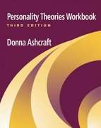 Personality Theories Workbook 3rd edition 9780534520311 0534520316
