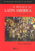 A History of Latin America 2nd edition 9780631231608 0631231609