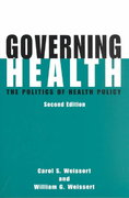 Governing Health 2nd edition 9780801868467 0801868467