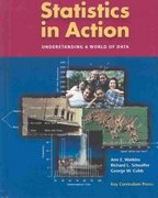 Statistics in Action 1st edition 9781931914277 1931914273