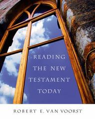 Reading the New Testament Today 1st edition 9780534541804 0534541801