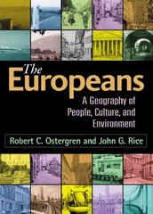 The Europeans 1st Edition 9780898622720 0898622727