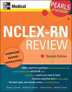 NCLEX-RN Review 2nd edition 9780071464345 0071464344