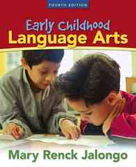 Early Childhood Language Arts 4th edition 9780205490462 0205490468