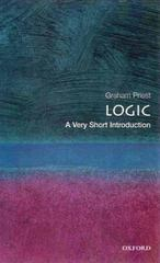 Logic: A Very Short Introduction 0 9780192893208 0192893203