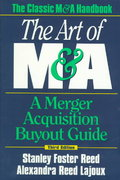 The Art of M&A 3rd edition 9780070526600 0070526605