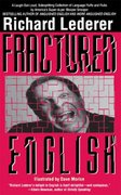 Fractured English 0 9780671000363 0671000365