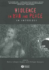 Violence in War and Peace 1st Edition 9780631223498 0631223495