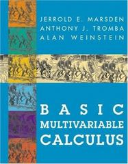 Basic Multivariable Calculus 1st Edition 9780387979762 038797976X