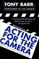 Acting for the Camera 2nd Edition 9780060928193 0060928190