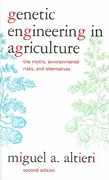 Genetic Engineering in Agriculture 2nd edition 9780935028935 0935028935