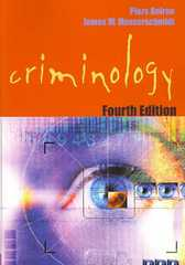 Criminology 4th edition 9780195330625 0195330625