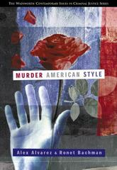 Murder American Style 1st edition 9780534534707 0534534708