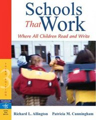 Schools That Work 3rd edition 9780205456352 0205456359