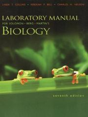 Lab Manual for Biology 7th edition 9780495012634 0495012637