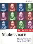 Shakespeare: An Oxford Guide 1st Edition 9780199245222 0199245223