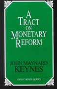 A Tract on Monetary Reform 0 9781573927932 1573927937