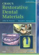 Craig's Restorative Dental Materials 12th edition 9780323079068 0323079067