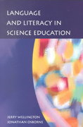 Language and Literacy in Science Education 1st Edition 9780335205981 0335205984
