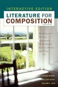 Literature for Composition, Interactive Edition 8th edition 9780205563838 020556383X