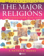 The Major Religions 2nd Edition 9781405110495 140511049X