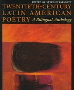 Twentieth-Century Latin American Poetry 1st Edition 9780292781405 0292781407