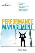 Performance Management 1st edition 9780070718661 0070718660