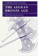 The Aegean Bronze Age 1st Edition 9780521456647 0521456649