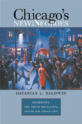 Chicago's New Negroes 1st Edition 9780807857991 0807857998