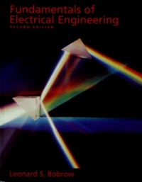 Fundamentals of Electrical Engineering 2nd edition 9780195105094 0195105095