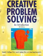 Creative Problem Solving 4th Edition 9781593631871 1593631871