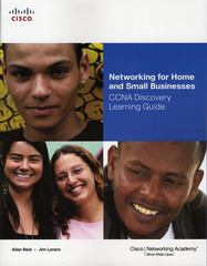 Networking for Home and Small Businesses, CCNA Discovery Learning Guide 1st edition 9781587132094 1587132095