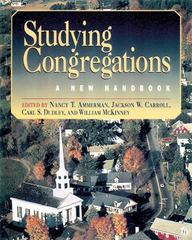 Studying Congregations 0 9780687006519 0687006511