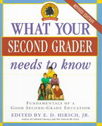 What Your Second Grader Needs to Know 1st Edition 9780385318433 038531843X