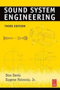 Sound System Engineering 3rd edition 9780240808307 0240808304