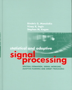 Statistical and Adaptive Signal Processing 0 9781580536103 1580536107