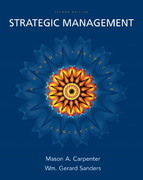 Strategic Management 2nd edition 9780132341400 0132341409